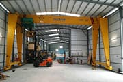 ton gantry crane in HK